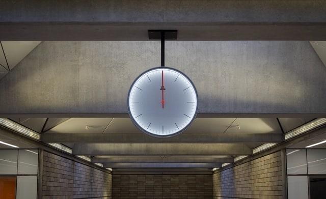 体内時計を表す画像