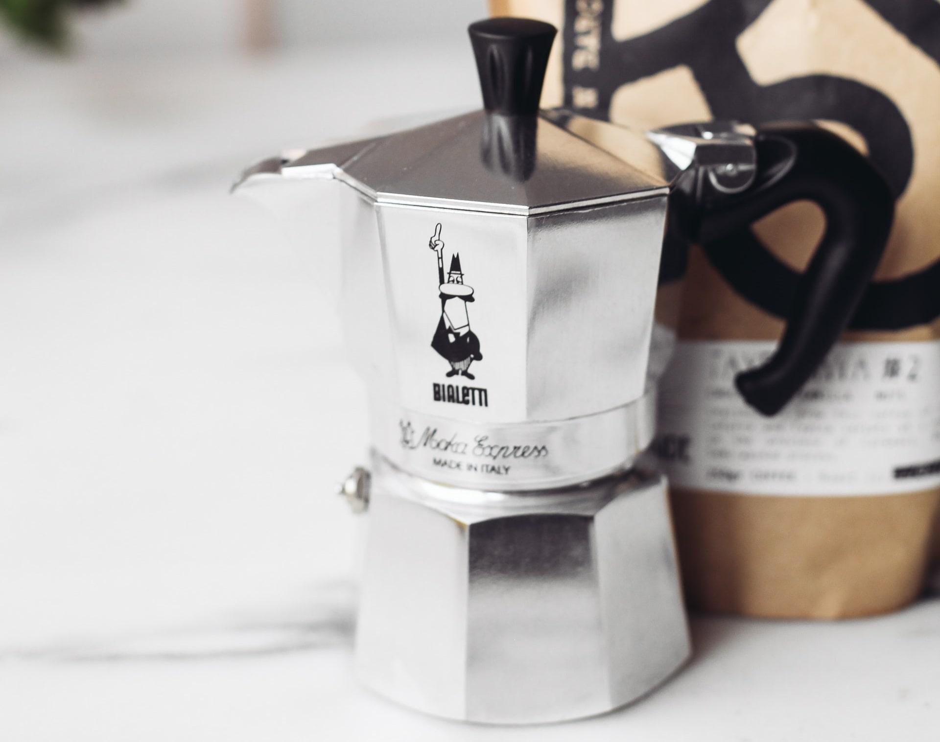 コーヒーメーカー(マキネッタ)